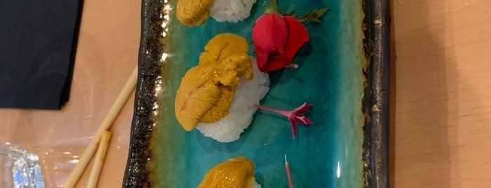 Wa Sushi is one of barbee 님이 좋아한 장소.