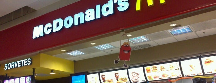 McDonald's is one of Claudiaさんのお気に入りスポット.