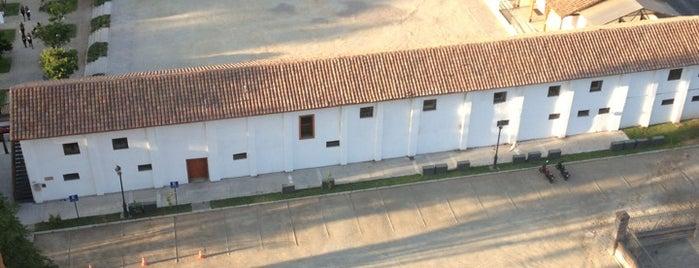 Casona Municipalidad de Las Condes is one of Monumentos Nacionales.