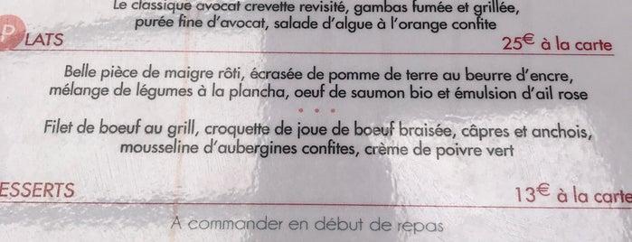 La Table du Sommelier is one of สถานที่ที่บันทึกไว้ของ Michael.