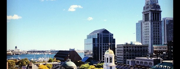 Boston City Hall is one of Beantown.