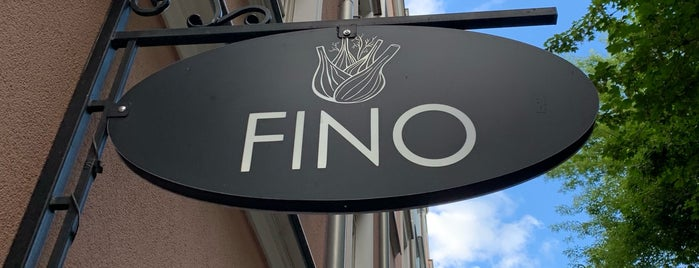 Restauracja Fino is one of Paolo'nun Beğendiği Mekanlar.