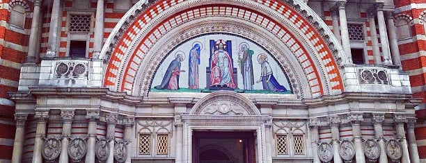 Westminster Cathedral is one of Pleasure Spots in the UK.