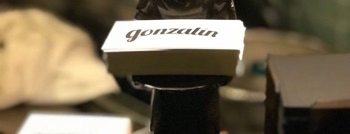 Gonzalín is one of Madrid - bars.