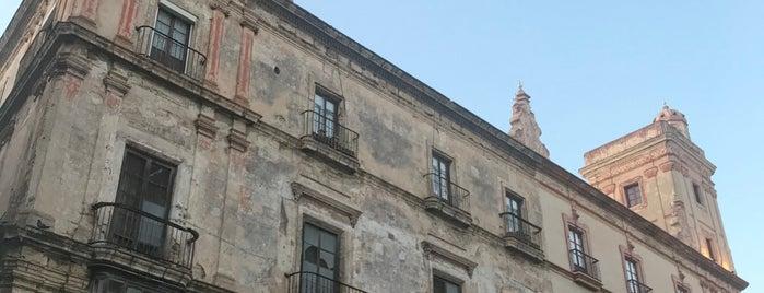 Hotel Casa De Las Cuatro Torres is one of Espanha.