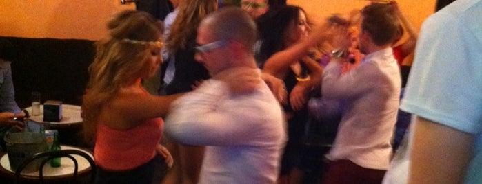 La Ceniza is one of dancing spots madrid.