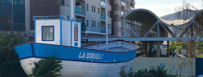 Parque Verano Azul is one of Nerja.