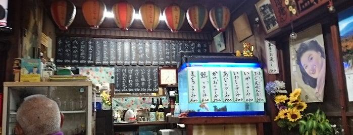 市民酒蔵 諸星 is one of Lugares favoritos de Skotaro.