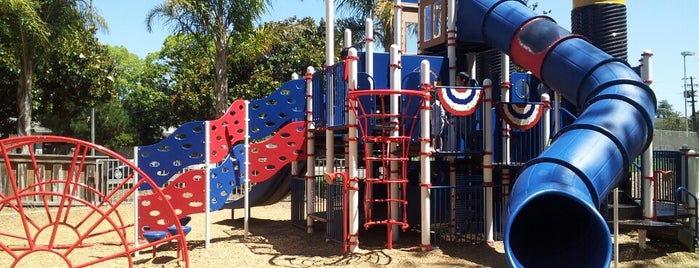 Serra Park is one of SF Bay Area - been there I.