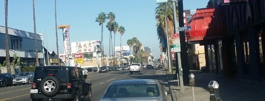 Sunset Boulevard is one of SoCal!.