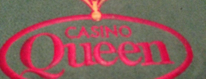 Queen Casino is one of bucharest.