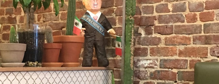 Juana Taco is one of Bernie's Liked Places.