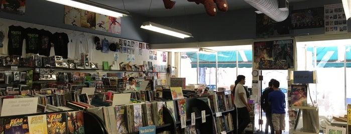 Metro Entertainment is one of Comics.