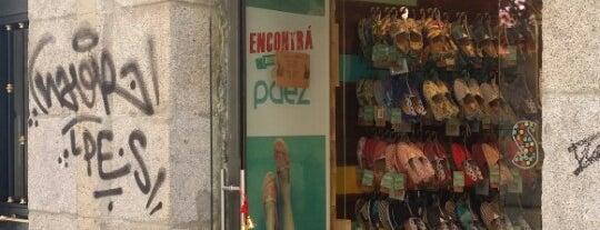 Paez is one of Madri.