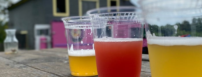 Plan Bee Farm Brewery is one of Upstate NY To Do.