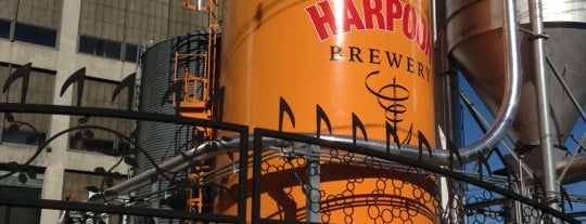 Harpoon Brewery is one of Best of Boston.