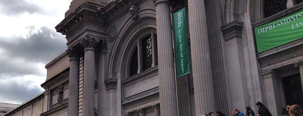 The Metropolitan Museum of Art is one of New York: Where to Go.