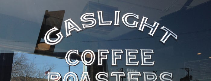 Gaslight Coffee Roasters is one of บันทึกเดินทาง Chicago, IL (#259).