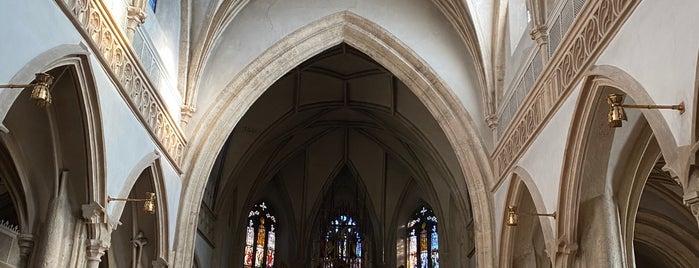 Stiftskirche Nonnberg is one of Around The World: Europe 4.