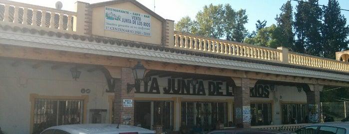 Venta Junta de los Ríos is one of ventas.