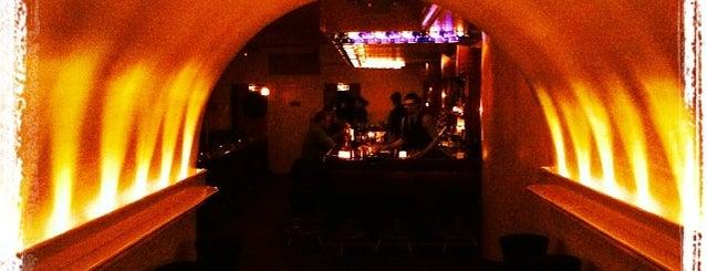 Flatiron Lounge is one of Art Deco Haunts.