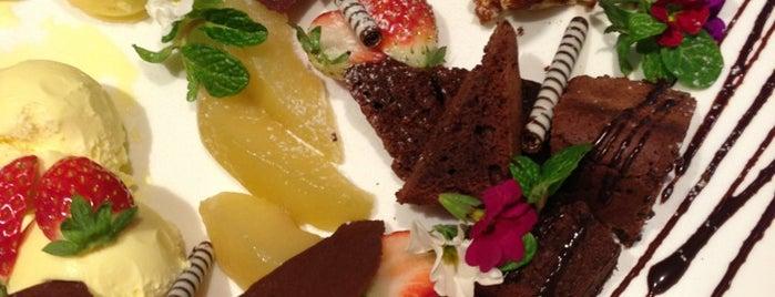 La Voglia matta is one of Best eateries.