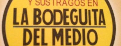 La Bodeguita del Medio is one of Kiev, Ukraine.