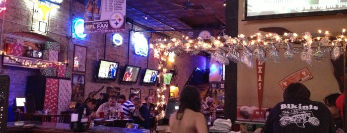 Bikinis Sports Bar & Grill is one of Austin, TX.