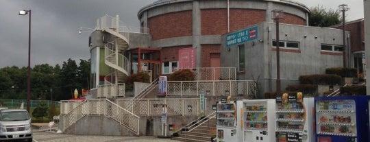 道の駅 小坂田公園 is one of Tempat yang Disukai ジャック.