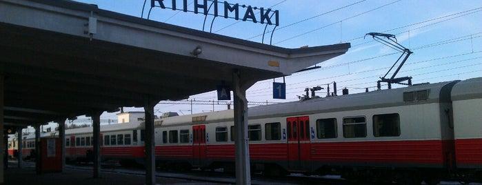 VR Riihimäki is one of Travel.