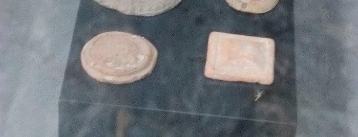 Afyonkarahisar Arkeoloji Müzesi is one of Archaeology Museums of Turkey.