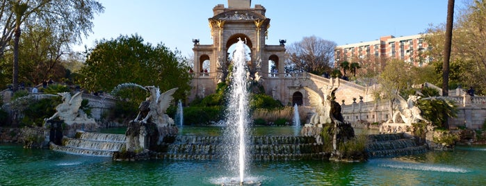Parc de la Ciutadella is one of Nens - Niños.