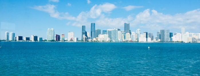 Rickenbacker Fish Company is one of Miami.