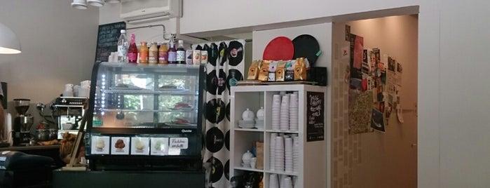 Café Kumma is one of Locais salvos de Niko.