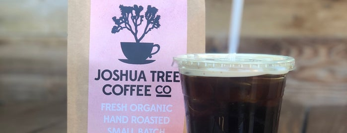 Joshua Tree Coffee Company is one of Joshua Tree.