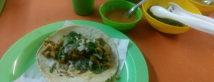 Taco Station | Taquería Vegana is one of Miguel 님이 좋아한 장소.