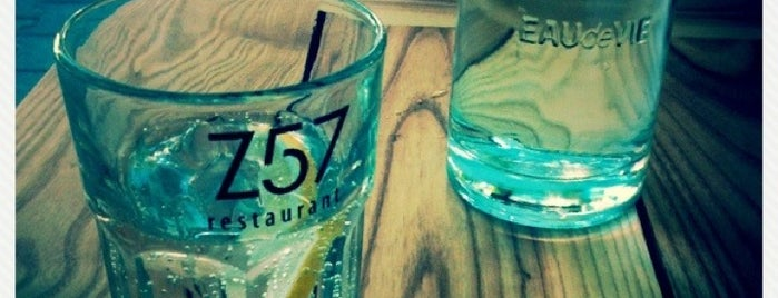 Z57 is one of Lieux sauvegardés par Felipe.