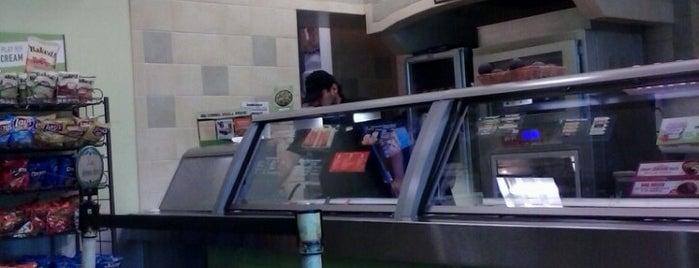 Subway is one of Tori : понравившиеся места.