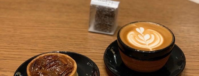 Elixir Bunn Coffee Roasters is one of Tempat yang Disukai Jarallah.