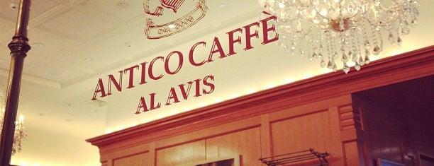 Antico Caffè Al Avis is one of Orte, die とり gefallen.