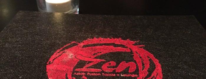 Zen Restaurant is one of Frank : понравившиеся места.