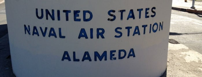 Former Naval Air Station Alameda is one of _さんのお気に入りスポット.