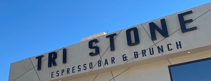 Tri Stone Coffee is one of Ferasさんのお気に入りスポット.