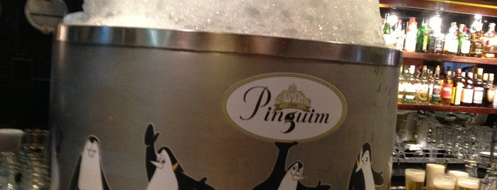 Pinguim is one of Locais curtidos por Adriane.