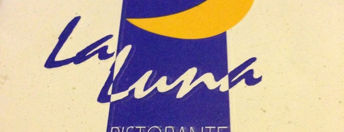 La Luna is one of VISITED RESTAURANTS/GASTROPUBS/FRITUREN.