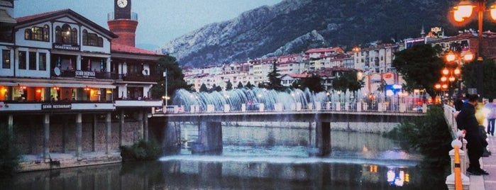 Amasya is one of Places.