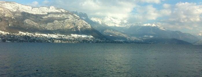 Lac d'Annecy is one of Bienvenue en France !.
