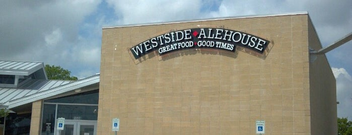Westside Alehouse is one of Austin Happy Hr Places.