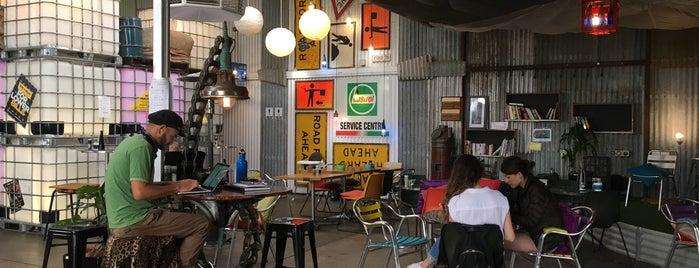 Watertank Cafe is one of Uluru-alice springs.