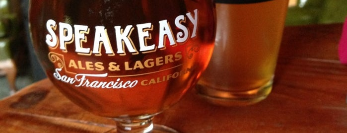 Speakeasy Ales & Lagers is one of West Coast Breweries.
